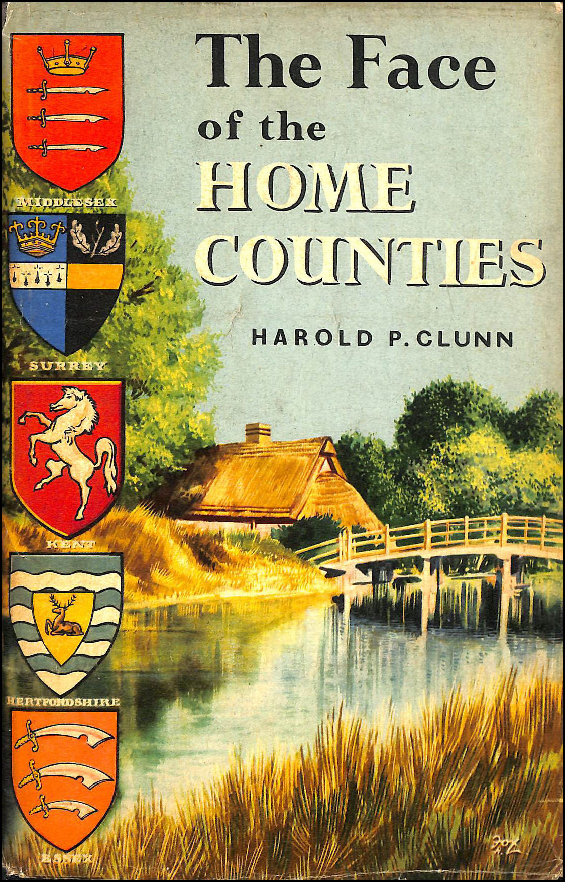 Image for The Face Of The Home Counties