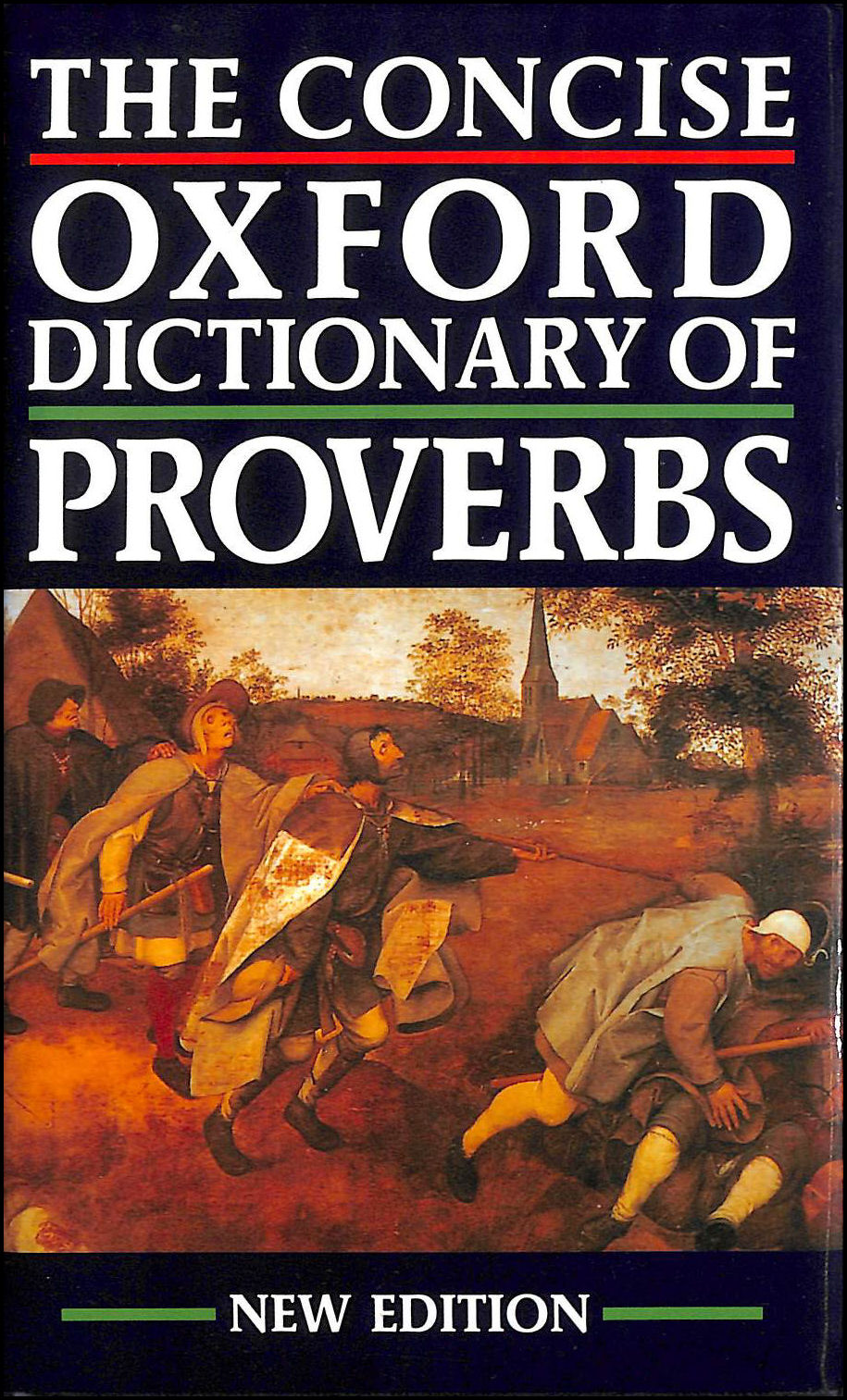 Image for The Concise Oxford Dictionary Of Proverbs