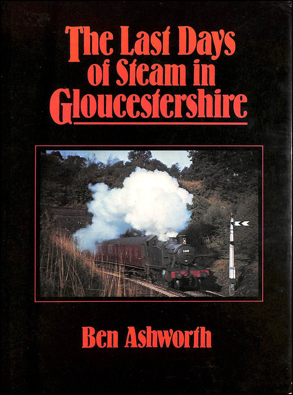 Image for Last Days of Steam in Gloucestershire
