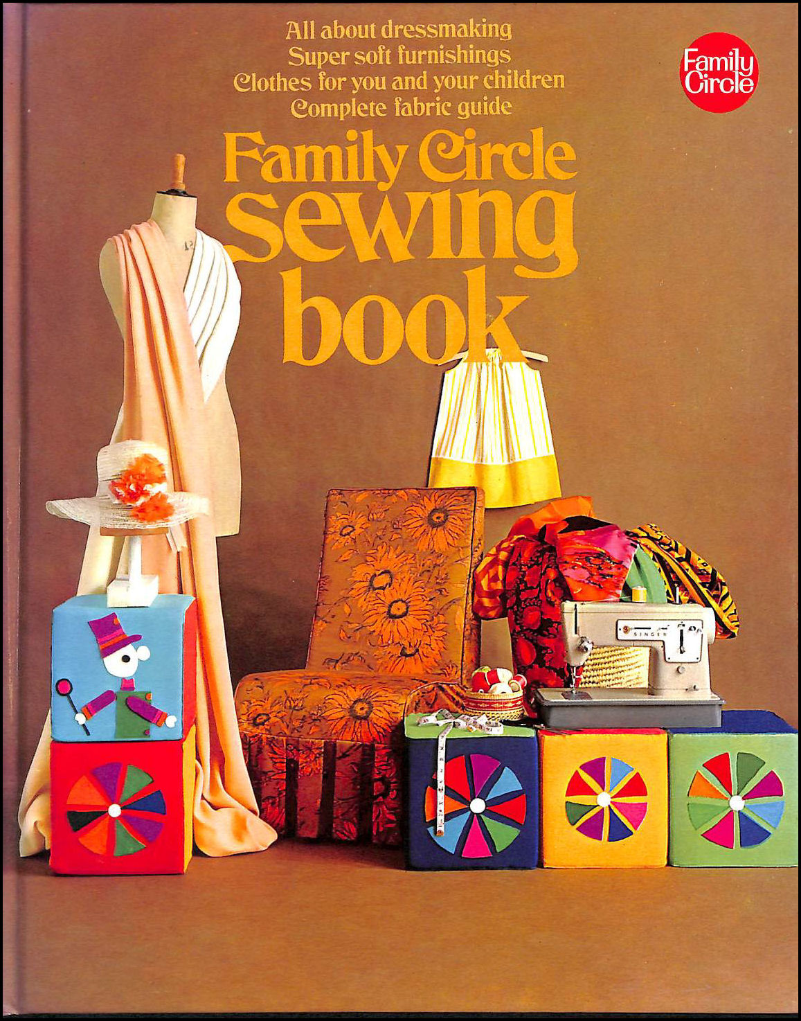 Image for Family Circle Sewing Book