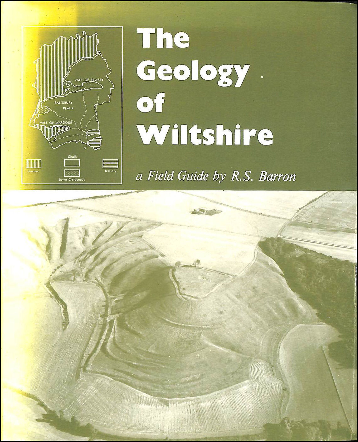 Geology of Wiltshire: Field Guide, Barron, R.S.