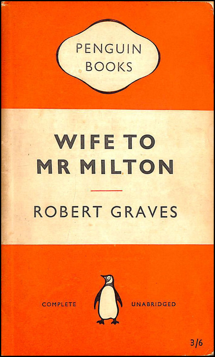 Wife to Mr Milton, Robert Graves
