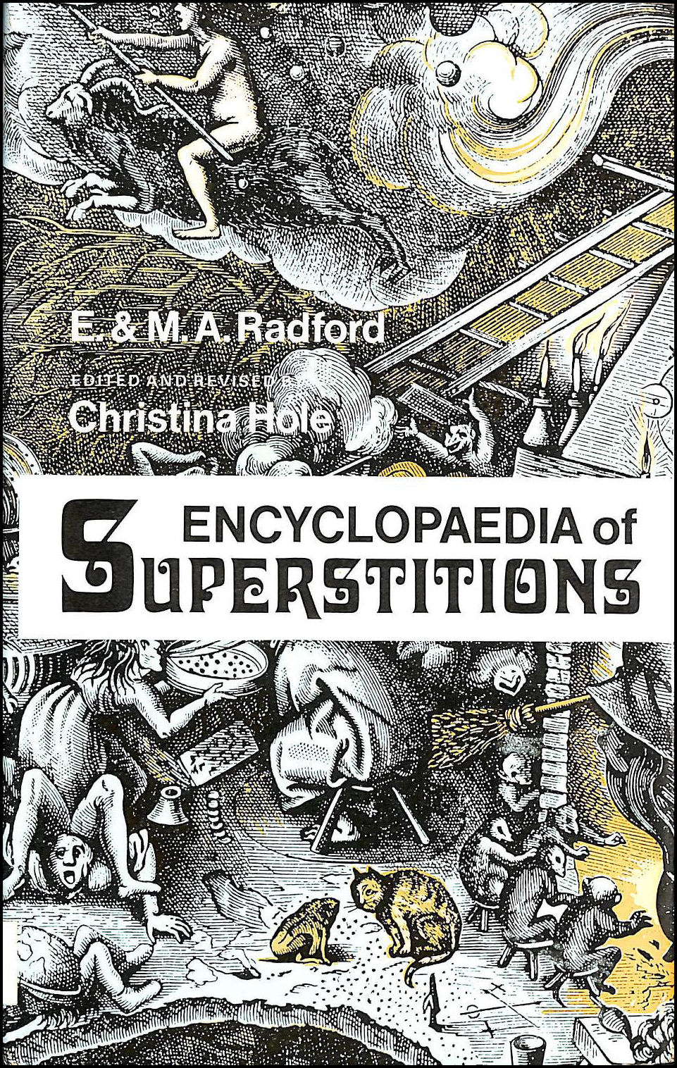 Image for Encyclopaedia Of Superstitions