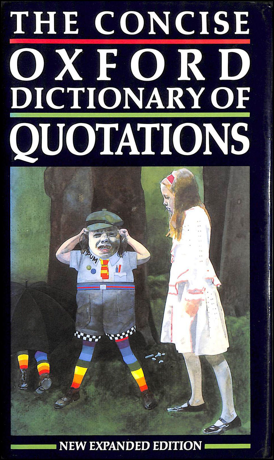 The Concise Dictionary of Quotations, Angela Partington
