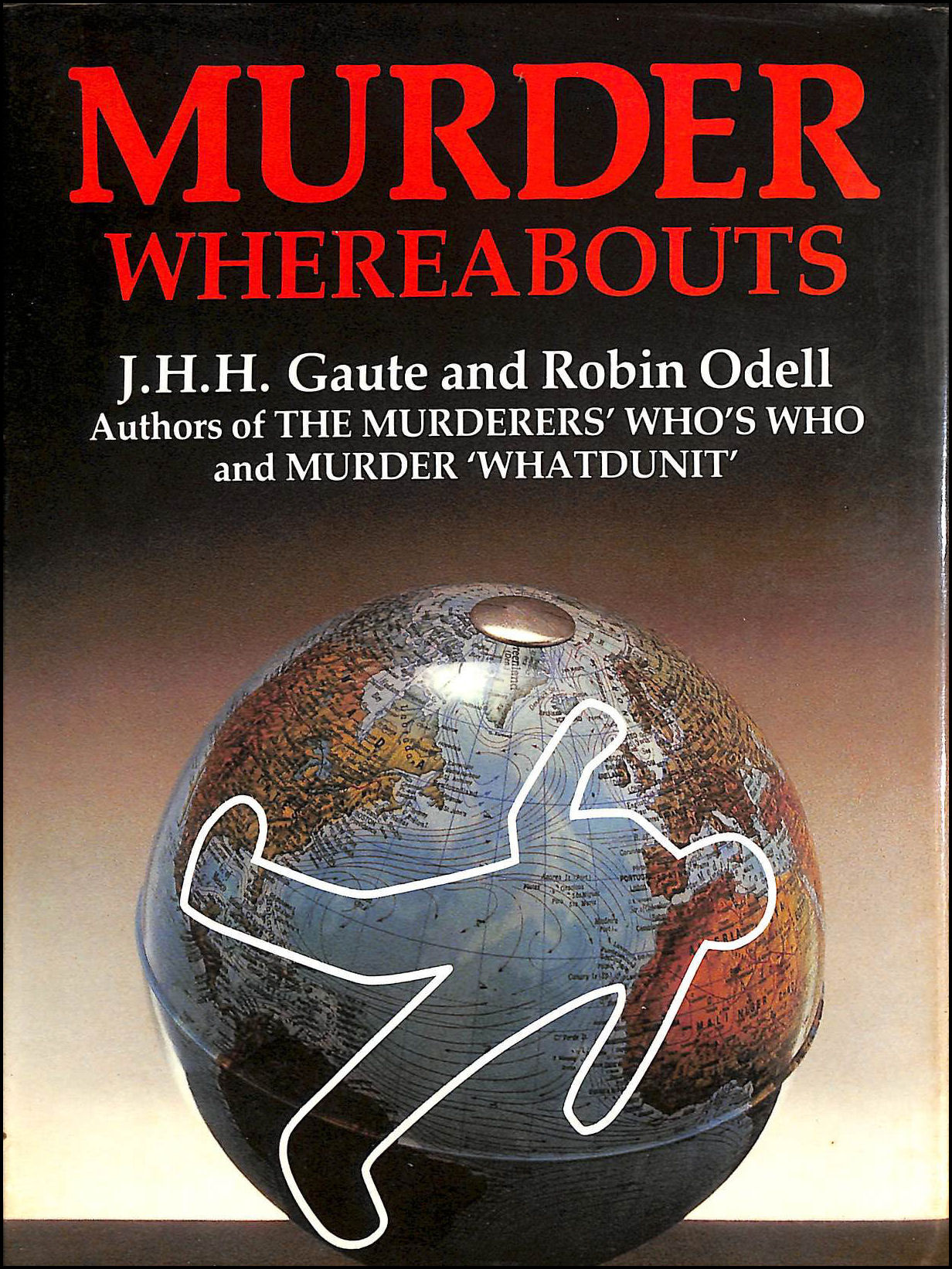 Image for Murder Whereabouts