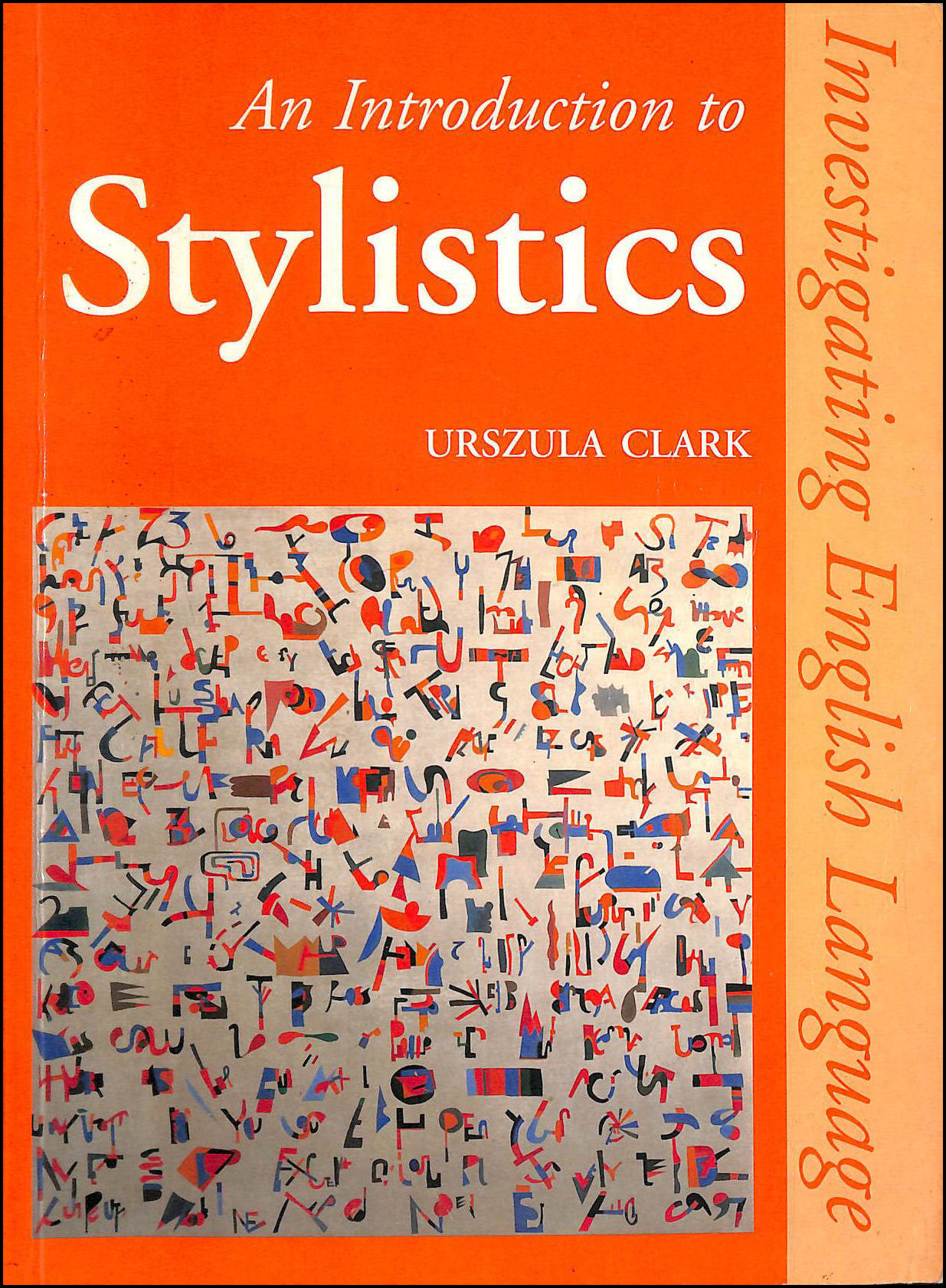 Image for An Introduction to Stylistics (Investigating English Language)