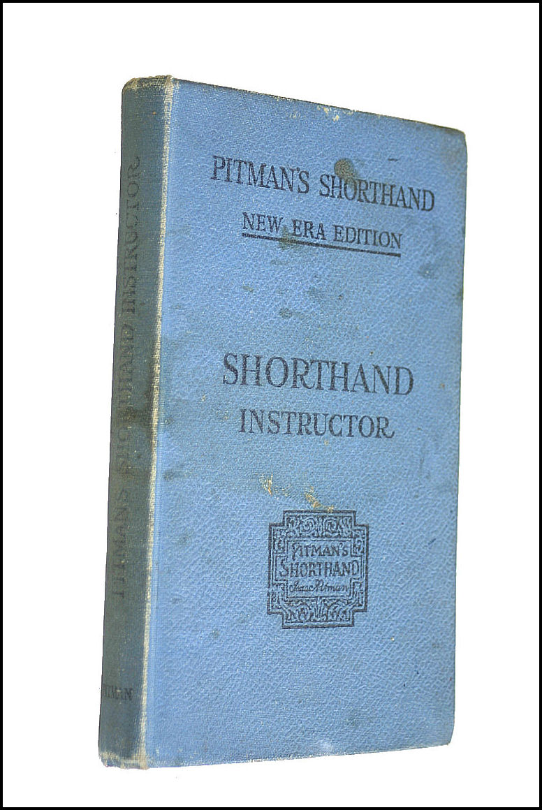 Pitman's Shorthand Manual, Pitman, Issac