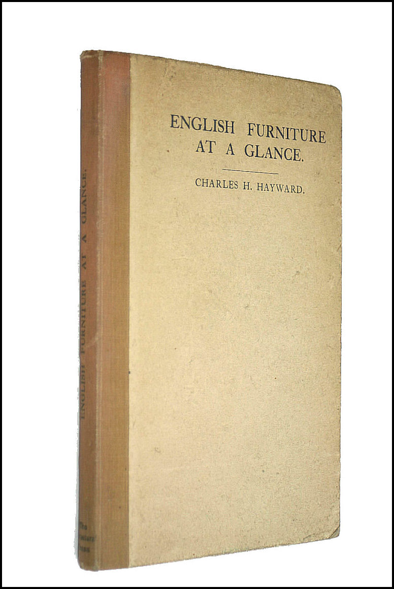 Image for English Furniture at a Glance