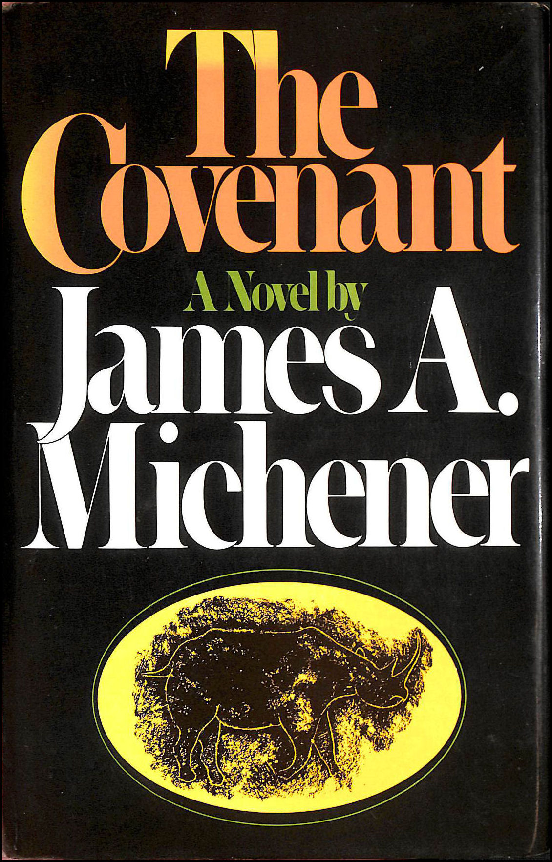 The Covenant, Michener, James A.