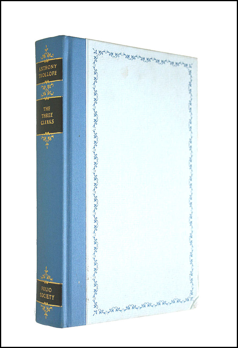The Three Clerks, Anthony Trollope