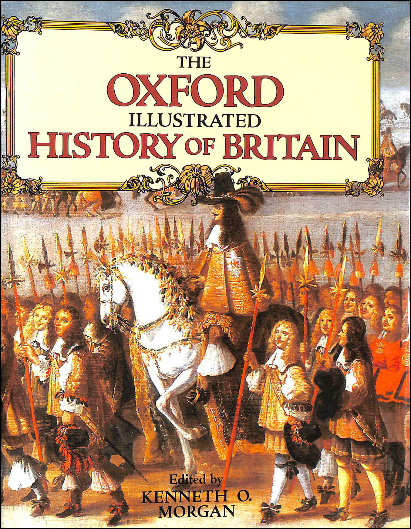 Image for The Oxford Illustrated History of Britain