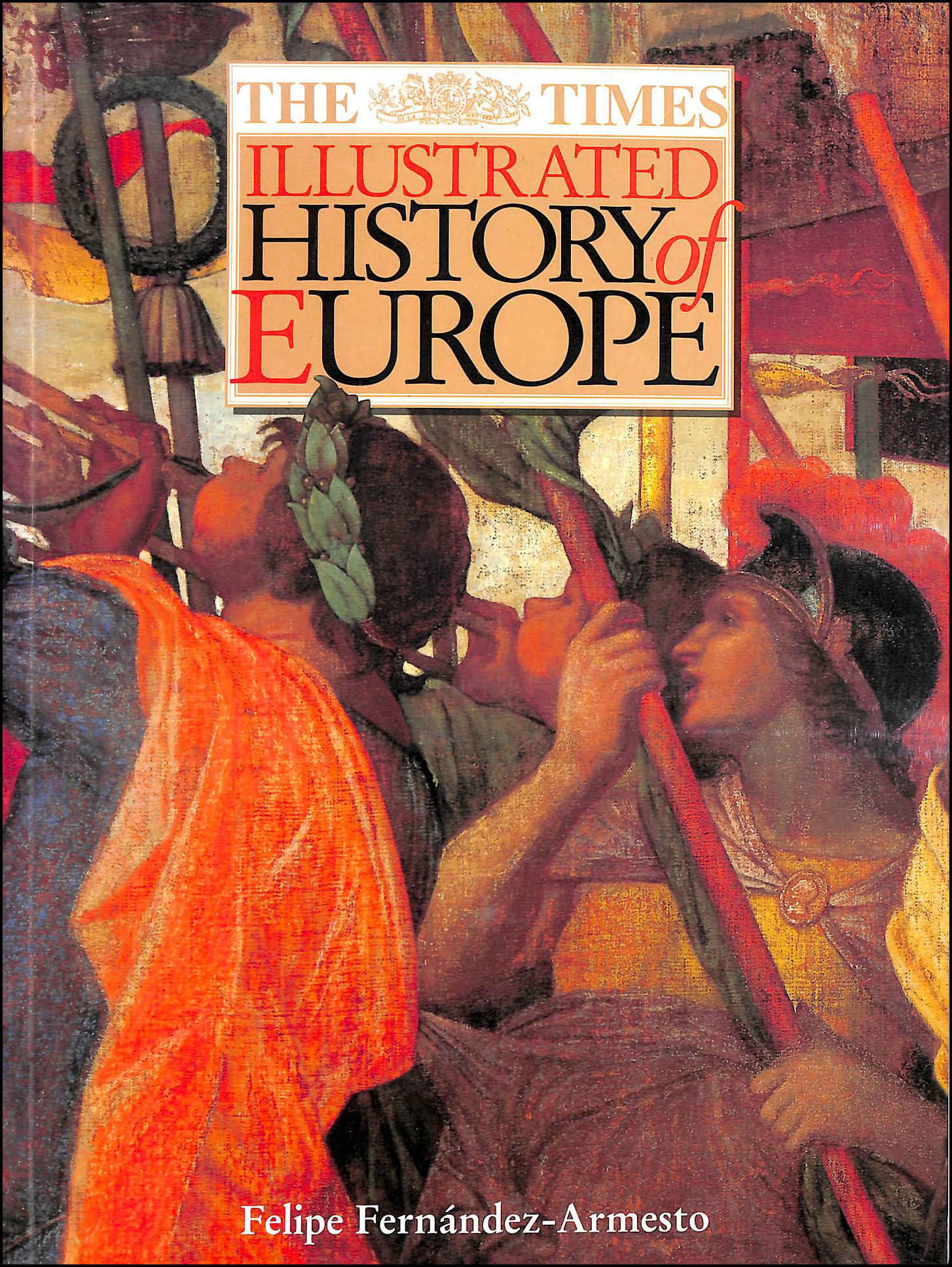 Image for Times Illustrated History of Europe