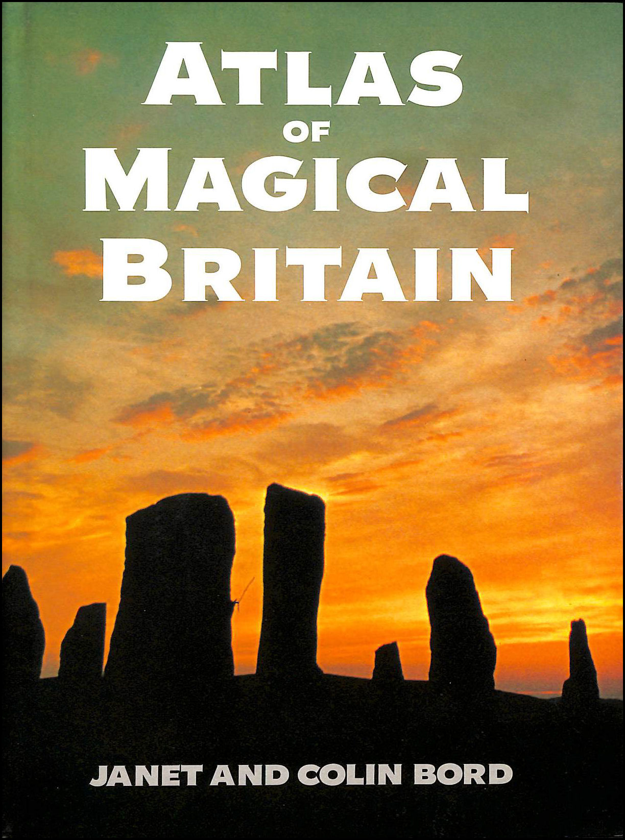 Image for Atlas of Magical Britain