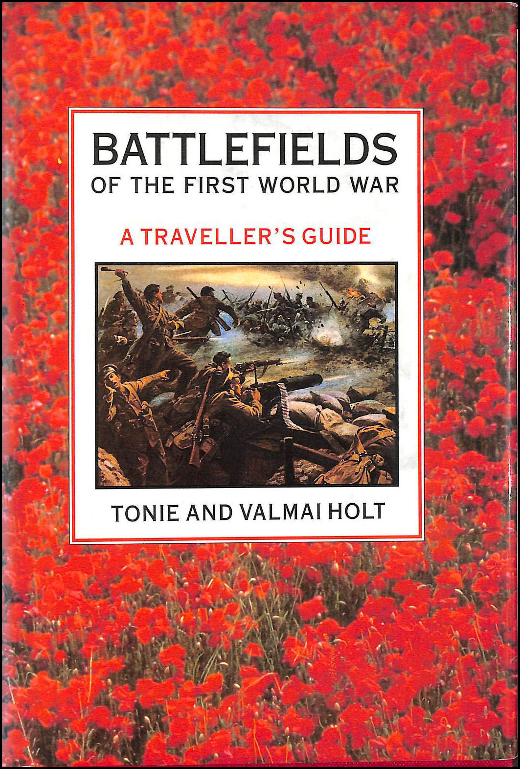 Image for Battlefields of the First World War: A Traveller's Guide