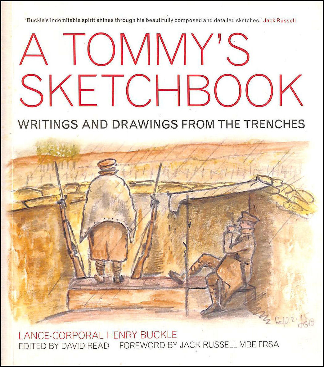 Image for A Tommy's Sketchbook: Diary and Drawings from the Trenches