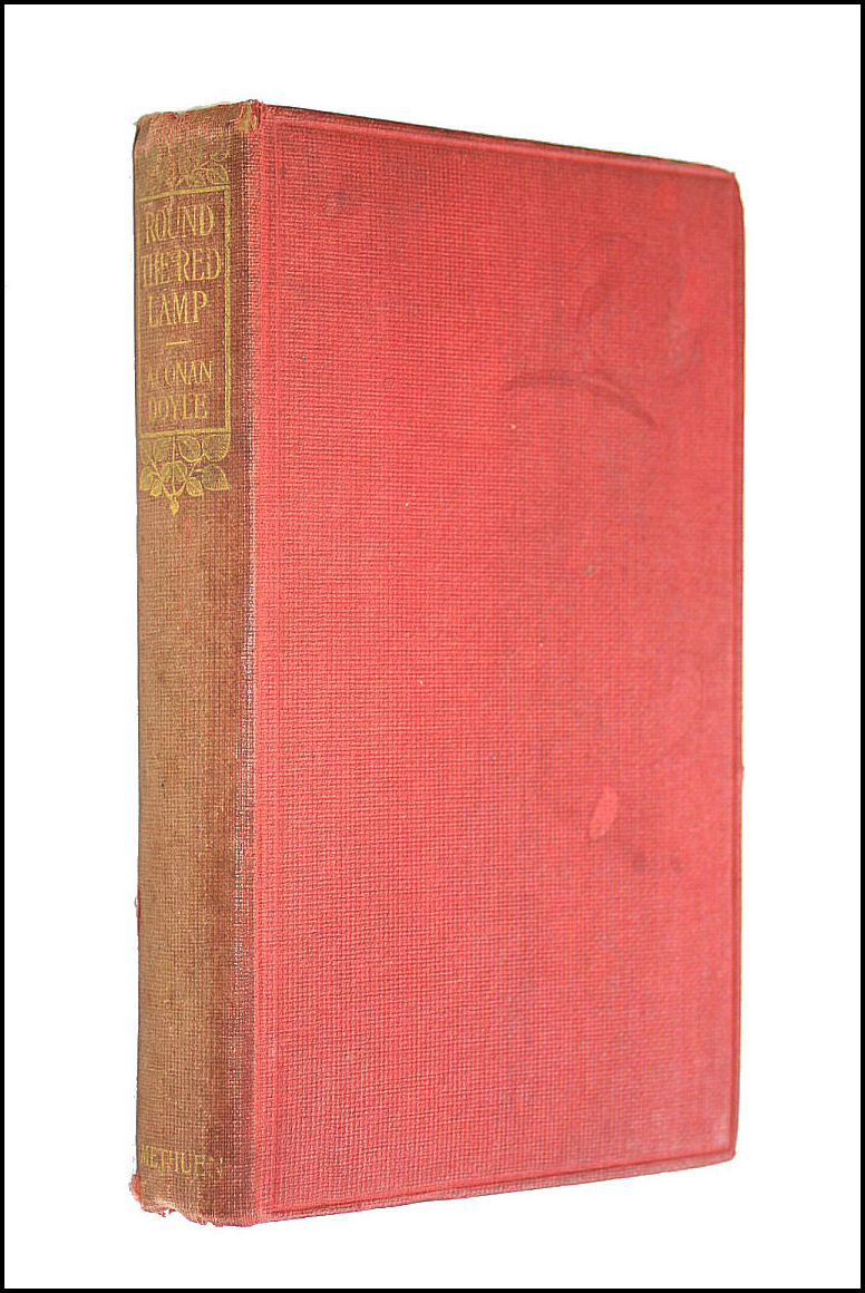 Round the Red Lamp, being facts and fancies of medical life., A Conan Doyle:
