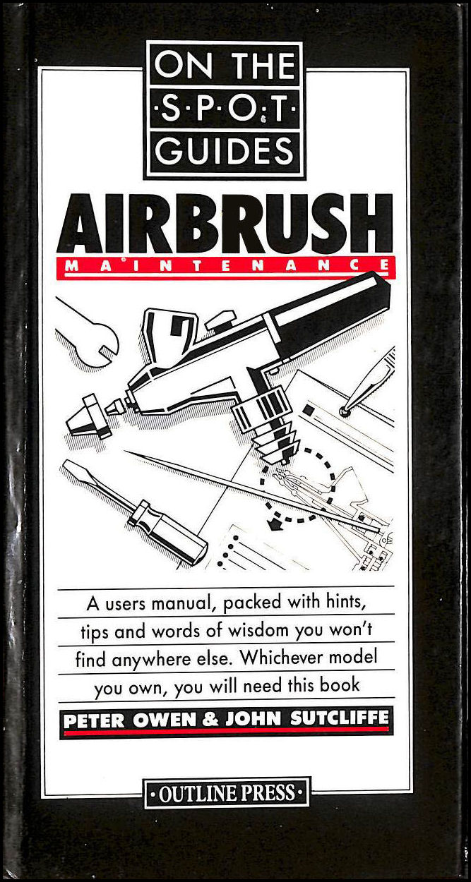 Image for Air Brush Maintenance (On the spot guides)