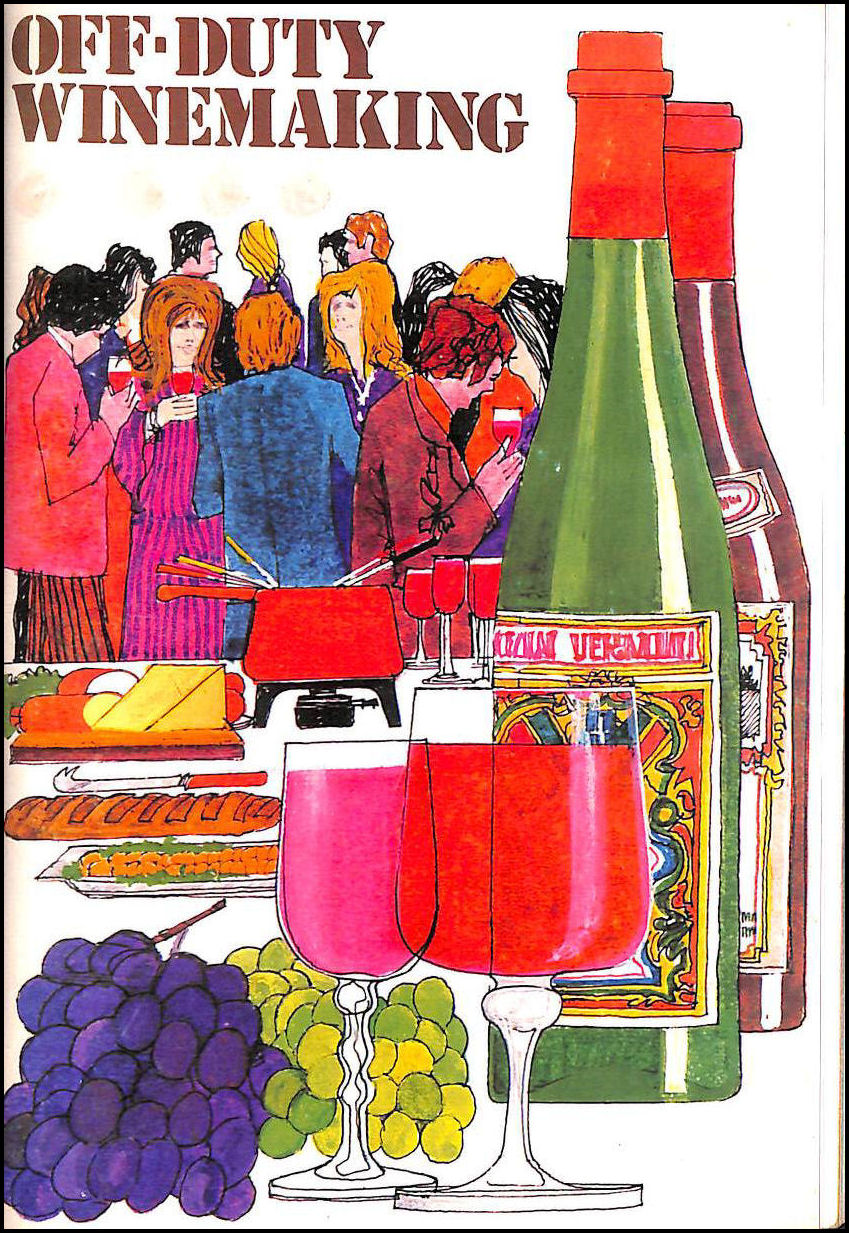Off-Duty Winemaking: From Grape Juice Concentrate, John Marshall; Sue Nichols