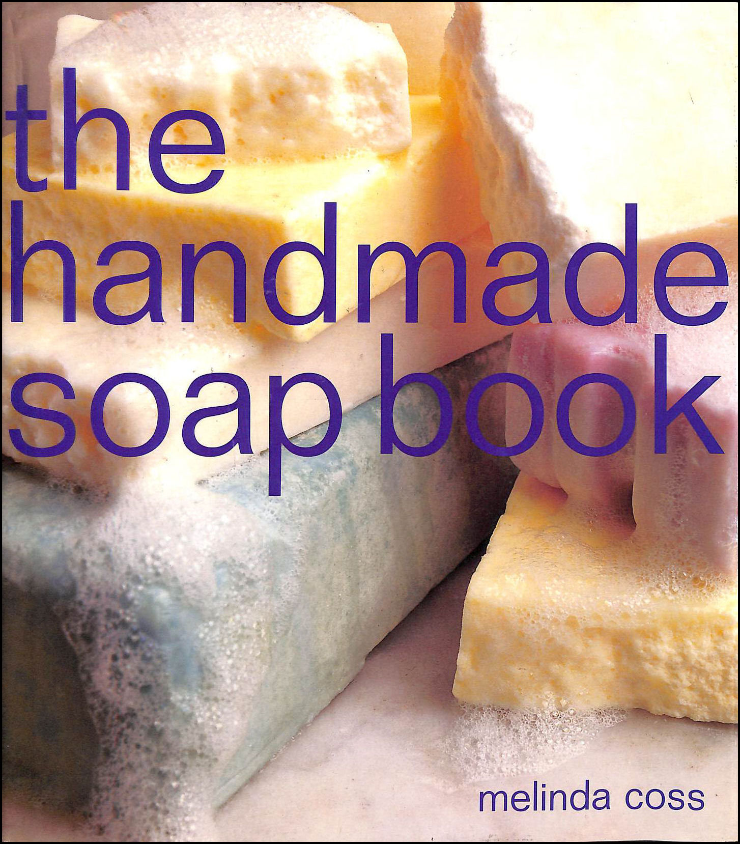 Image for The Handmade Soap Book