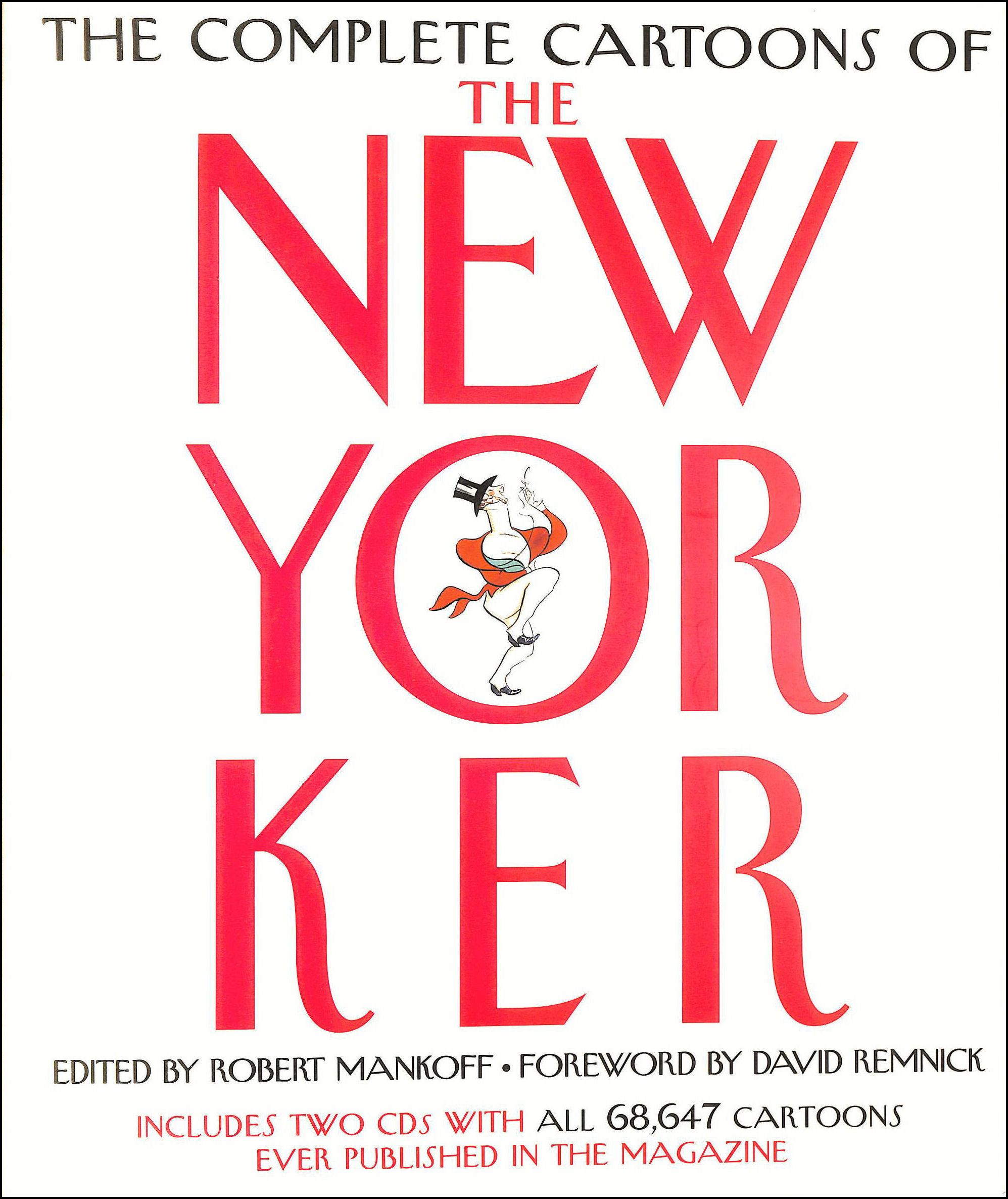 The Complete Cartoons Of The New Yorker, Mankoff, Robert [Editor]