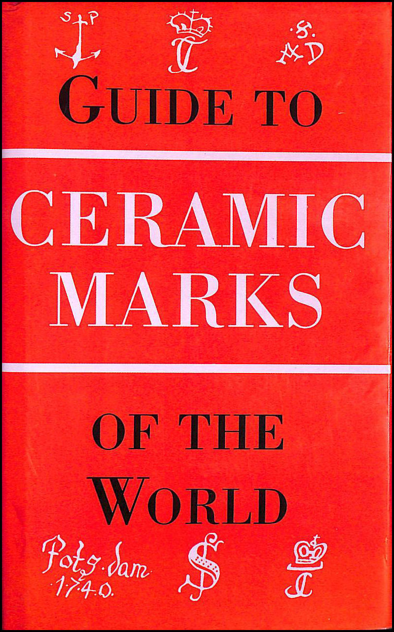 Image for Guide to Ceramic Marks of the World.