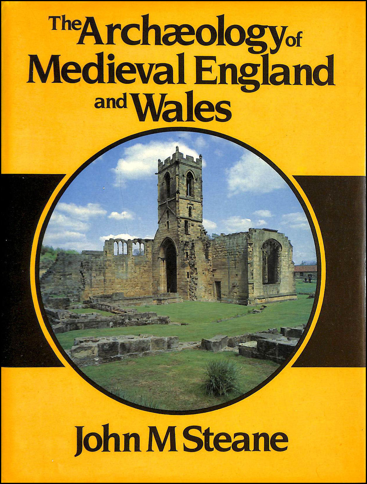 Image for Archaeology of Mediaeval England and Wales (Croom Helm studies in archaeology)