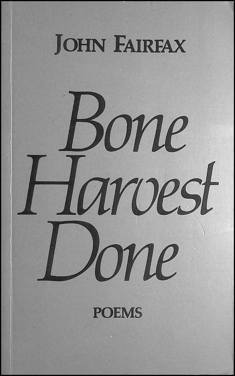 Image for Bone Harvest Done