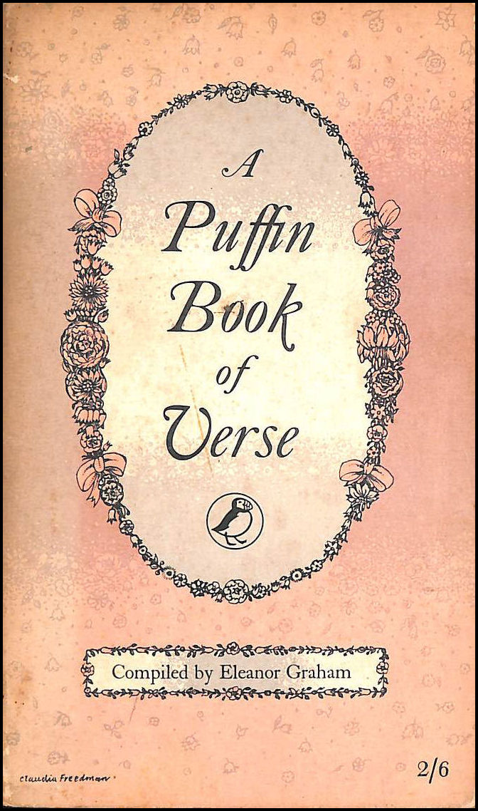 The Puffin Book of Verse, Eleanor Graham