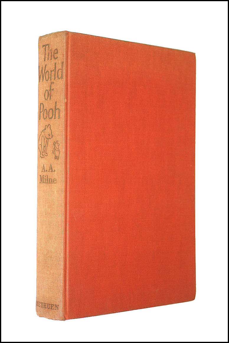 The World of Pooh, A. A. Milne