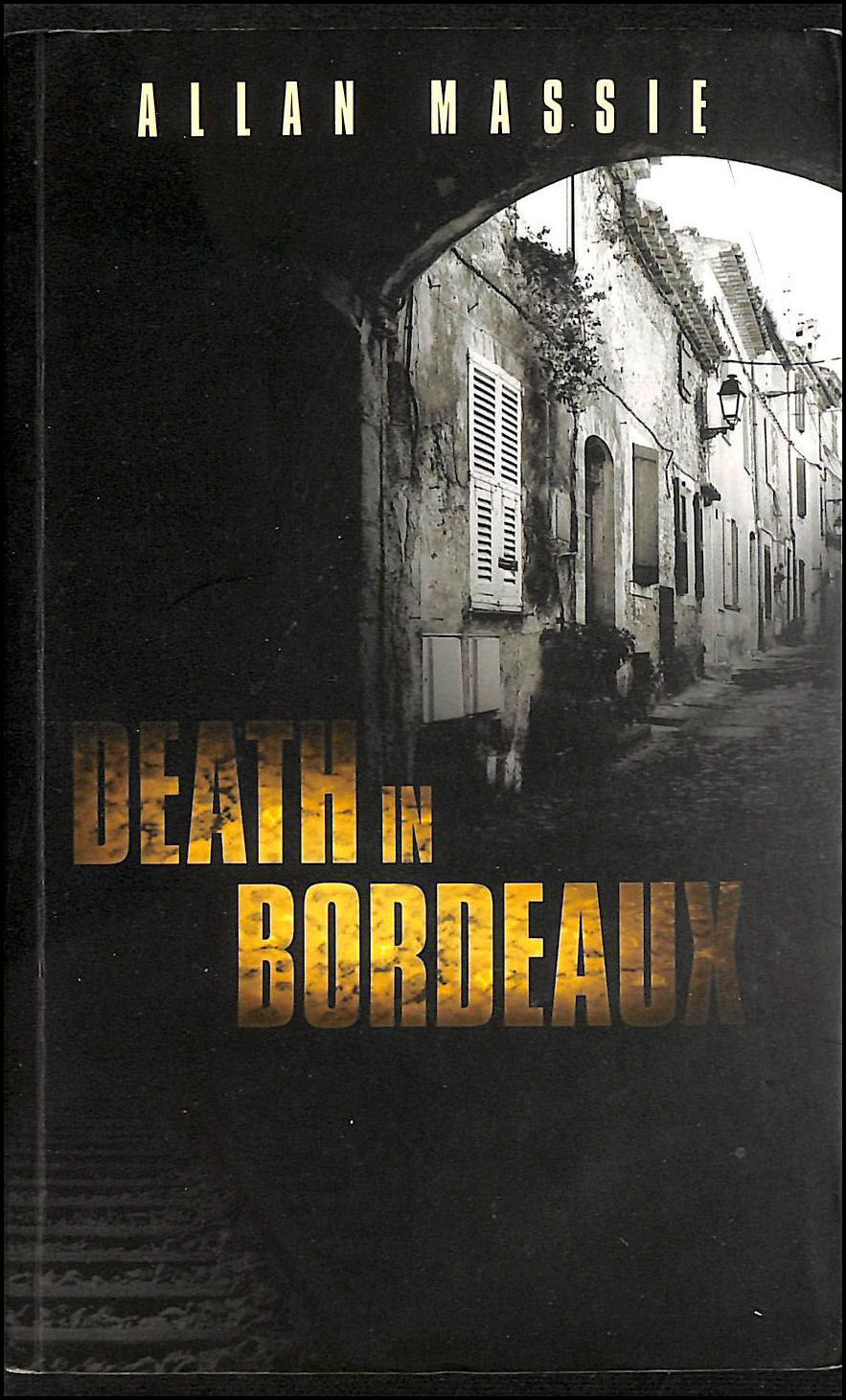 Image for Death in Bordeaux