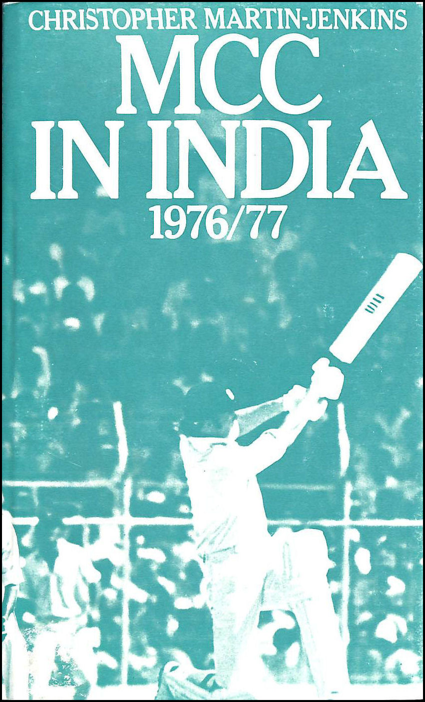 Image for MCC in India 1976 / 77