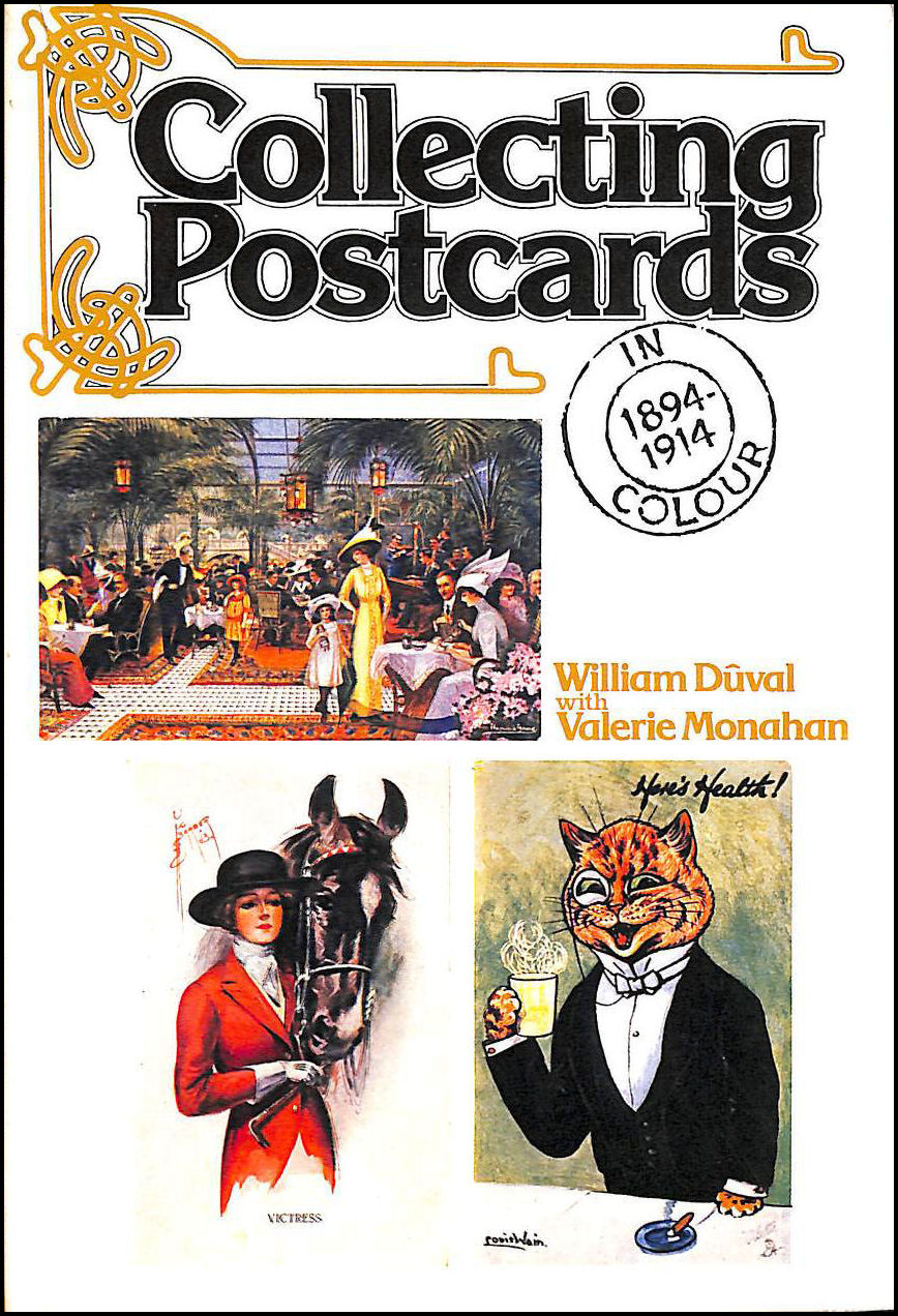 Image for Collecting Postcards in Colour: 1894-1914