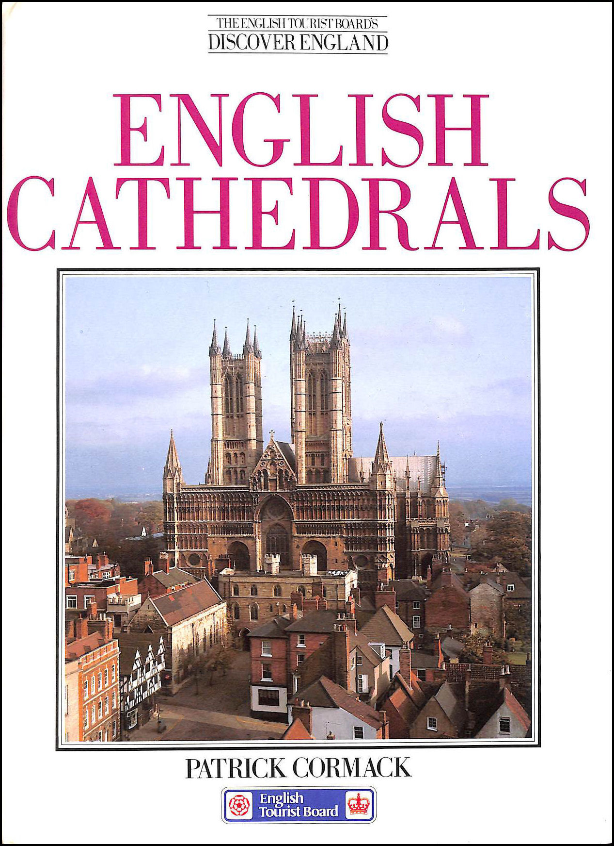 English Cathedrals, Cormack, Patrick