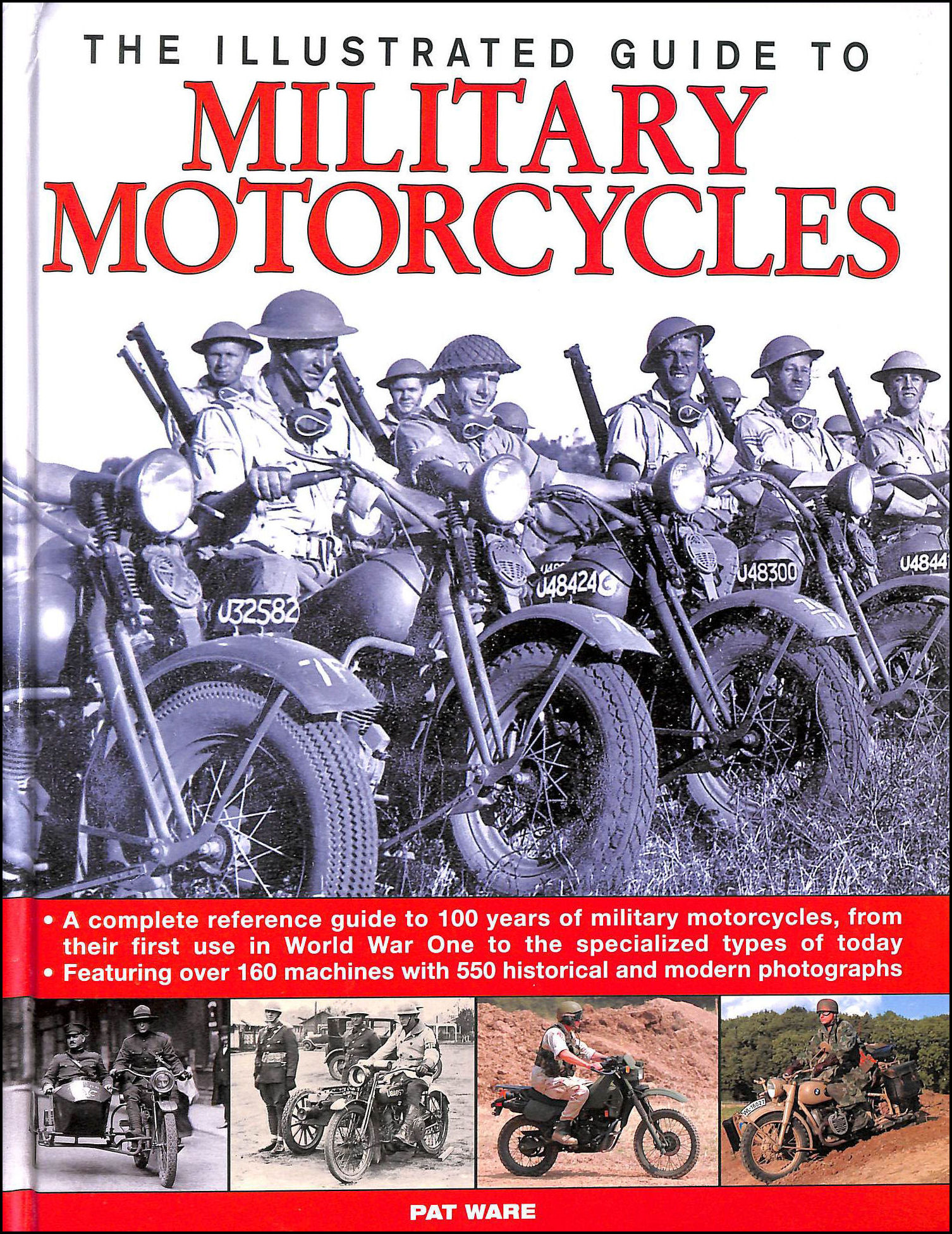 The Illustrated Guide to Military Motorcycles