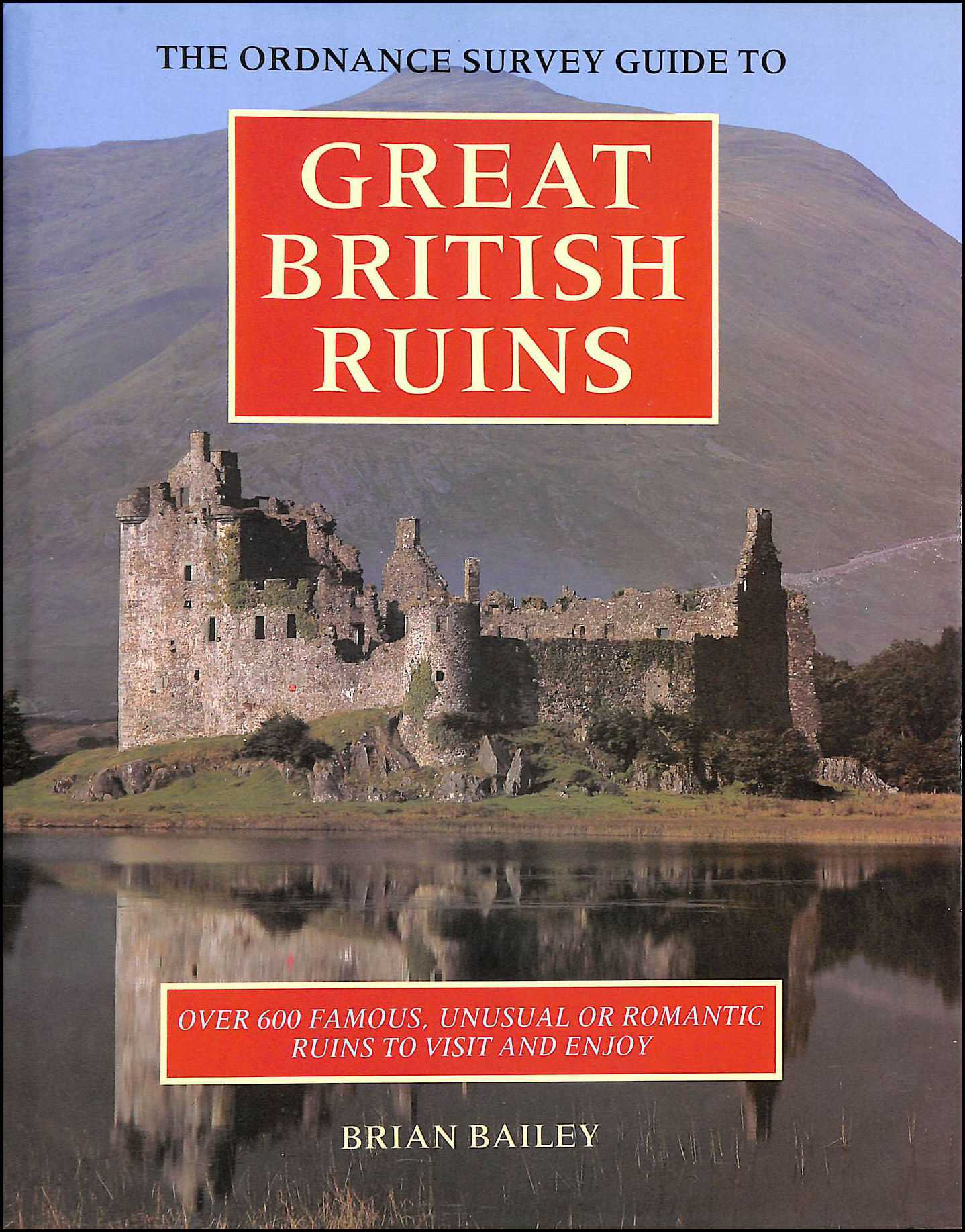 Image for The Ordnance Survey Guide to Great British Ruins
