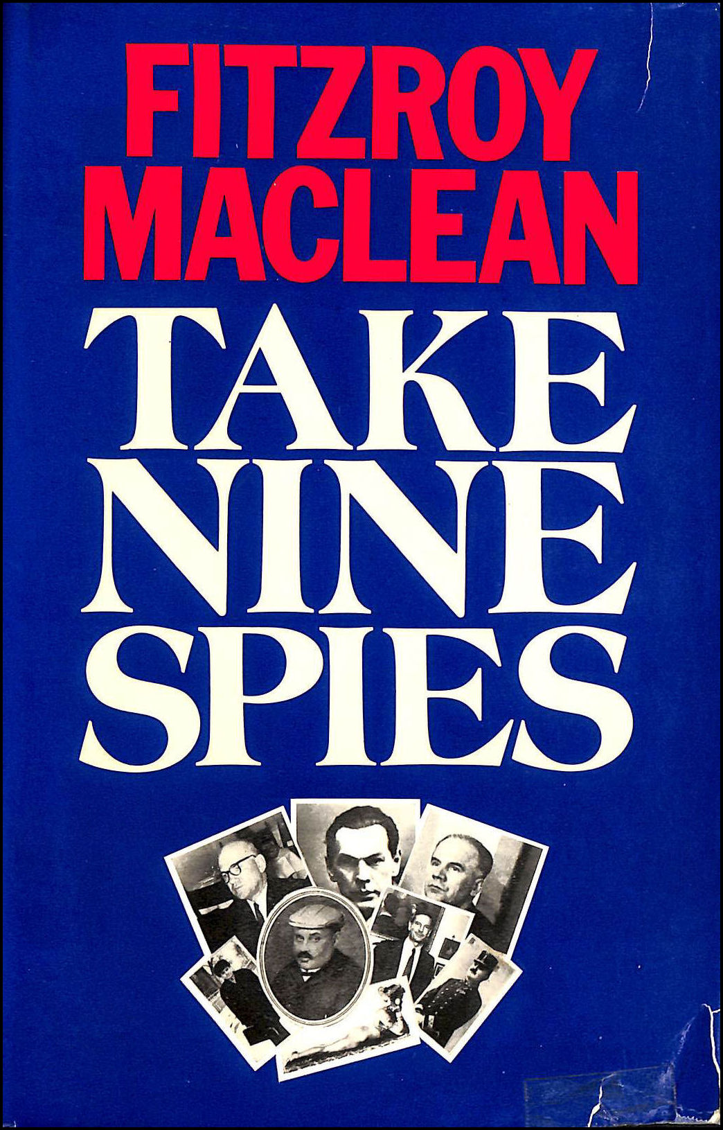 Image for Take Nine Spies