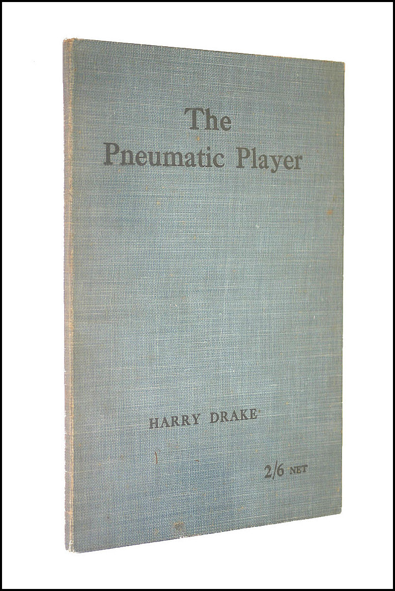 The Pneumatic Player, Harry Drake