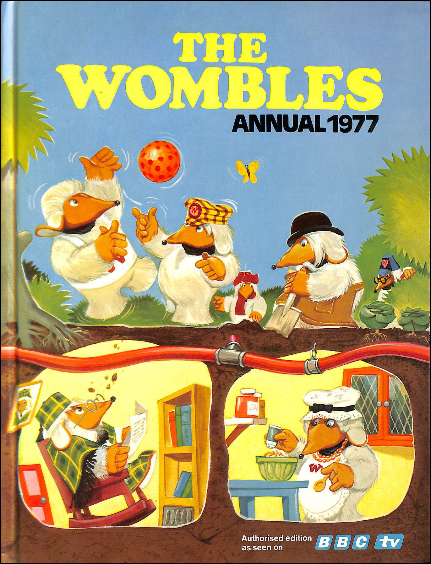 Image for THE WOMBLES ANNUAL 1977