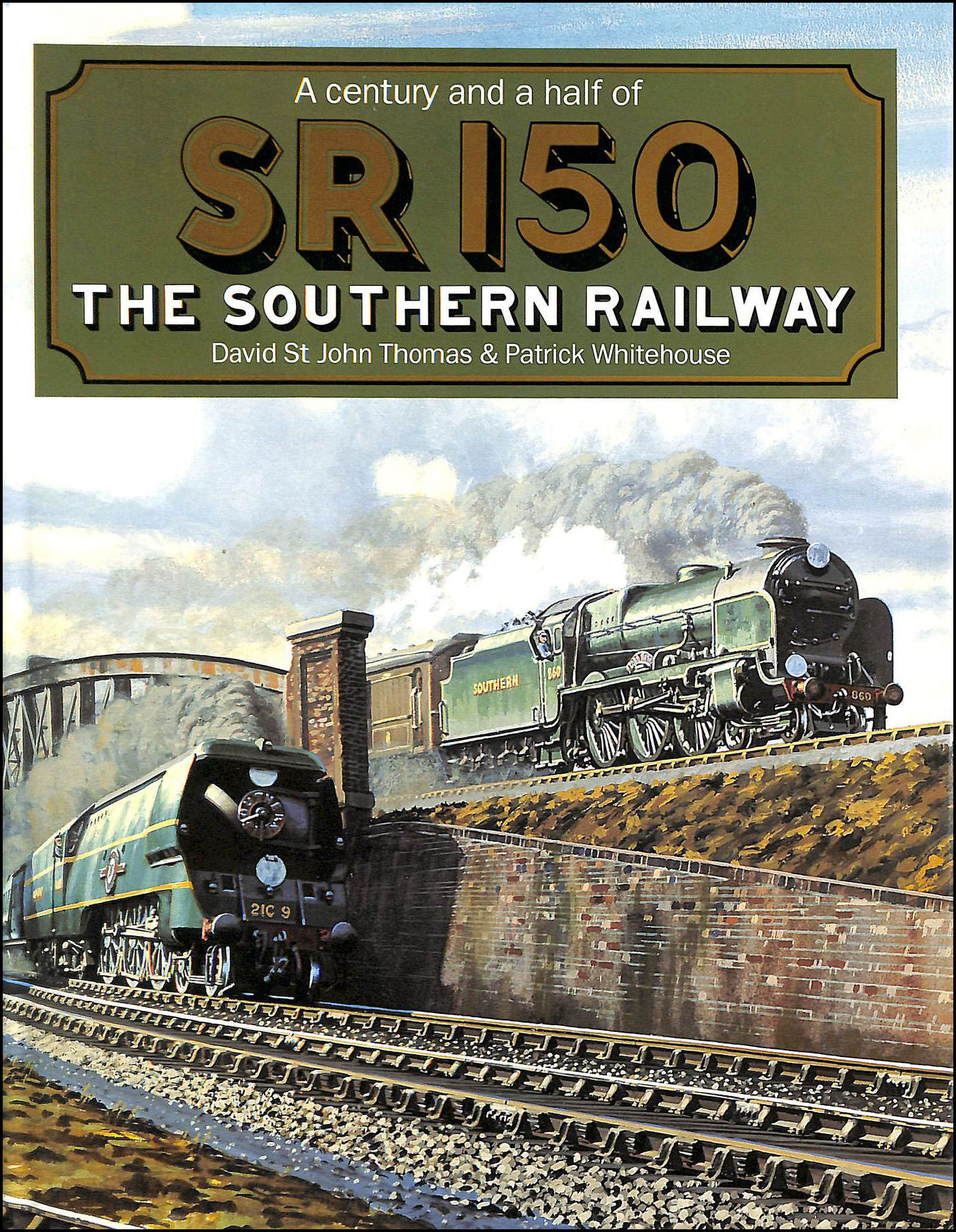 Image for A Century and a Half of SR 150 the Southern Railway
