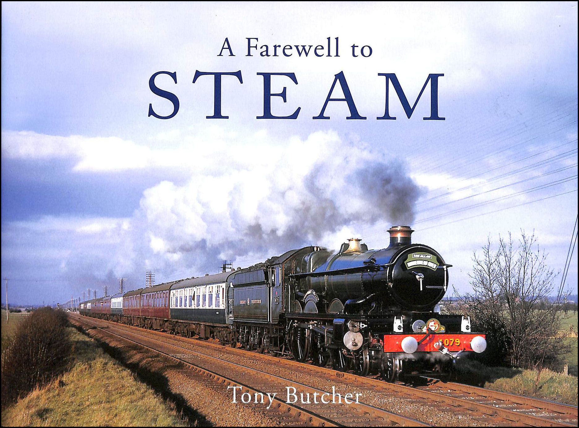 Image for A Farewell to Steam