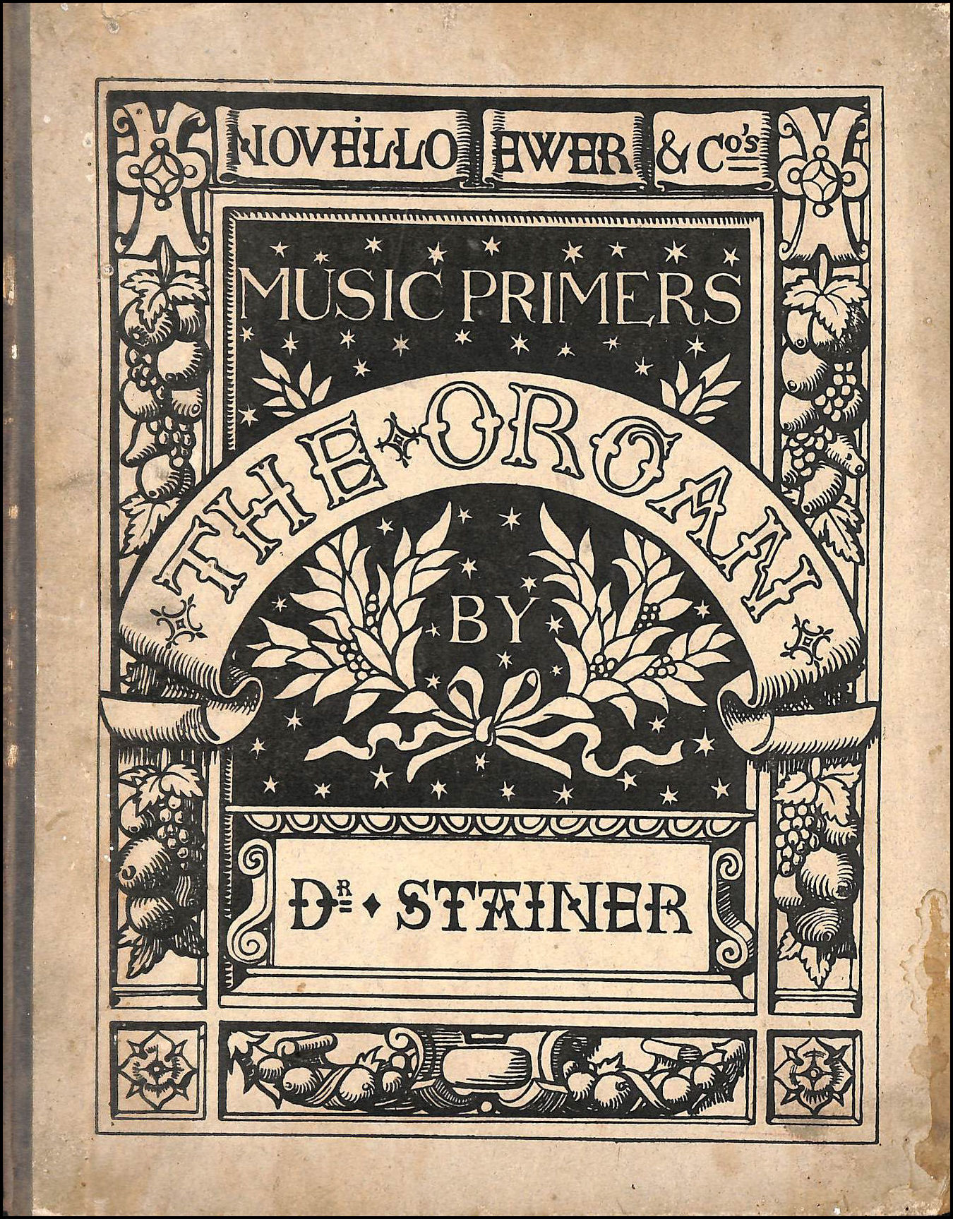 The Organ, John Stainer