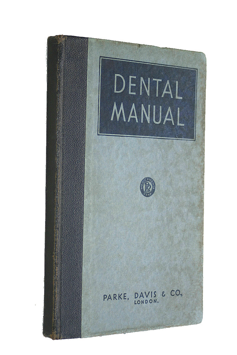 Image for A Dental Manual