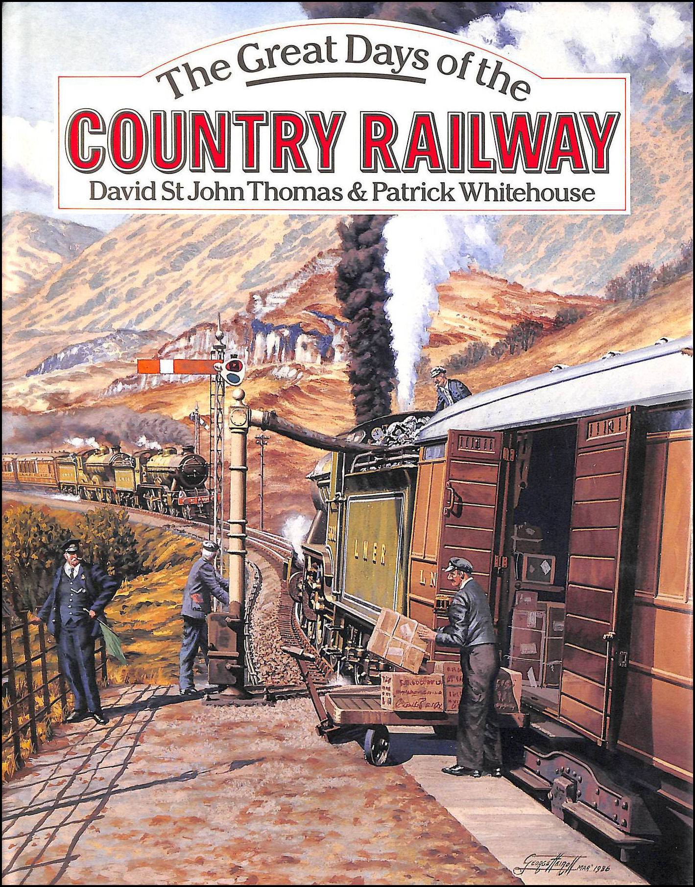 Image for The Great Days of the Country Railways