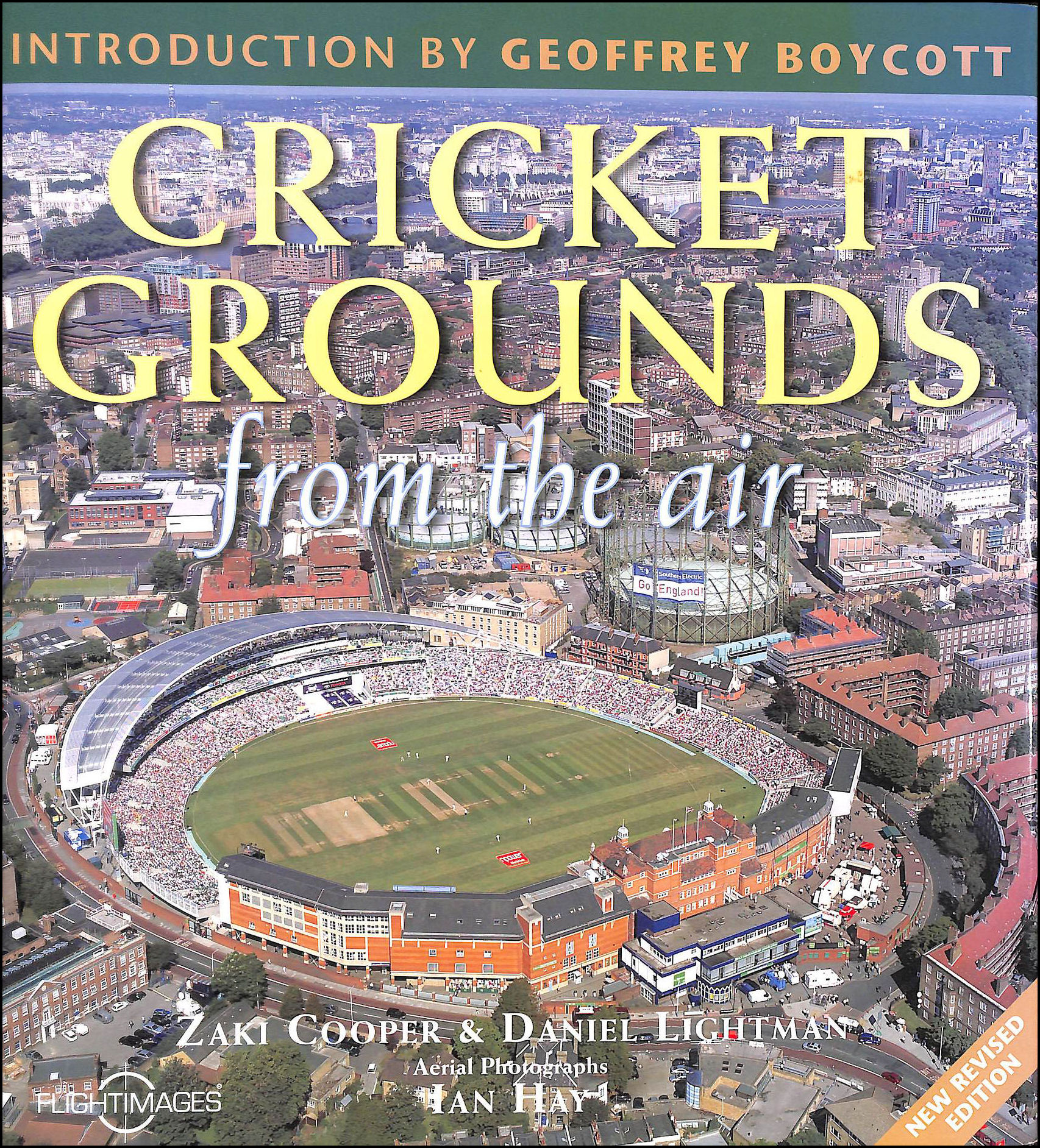 Image for Cricket Grounds From the Air