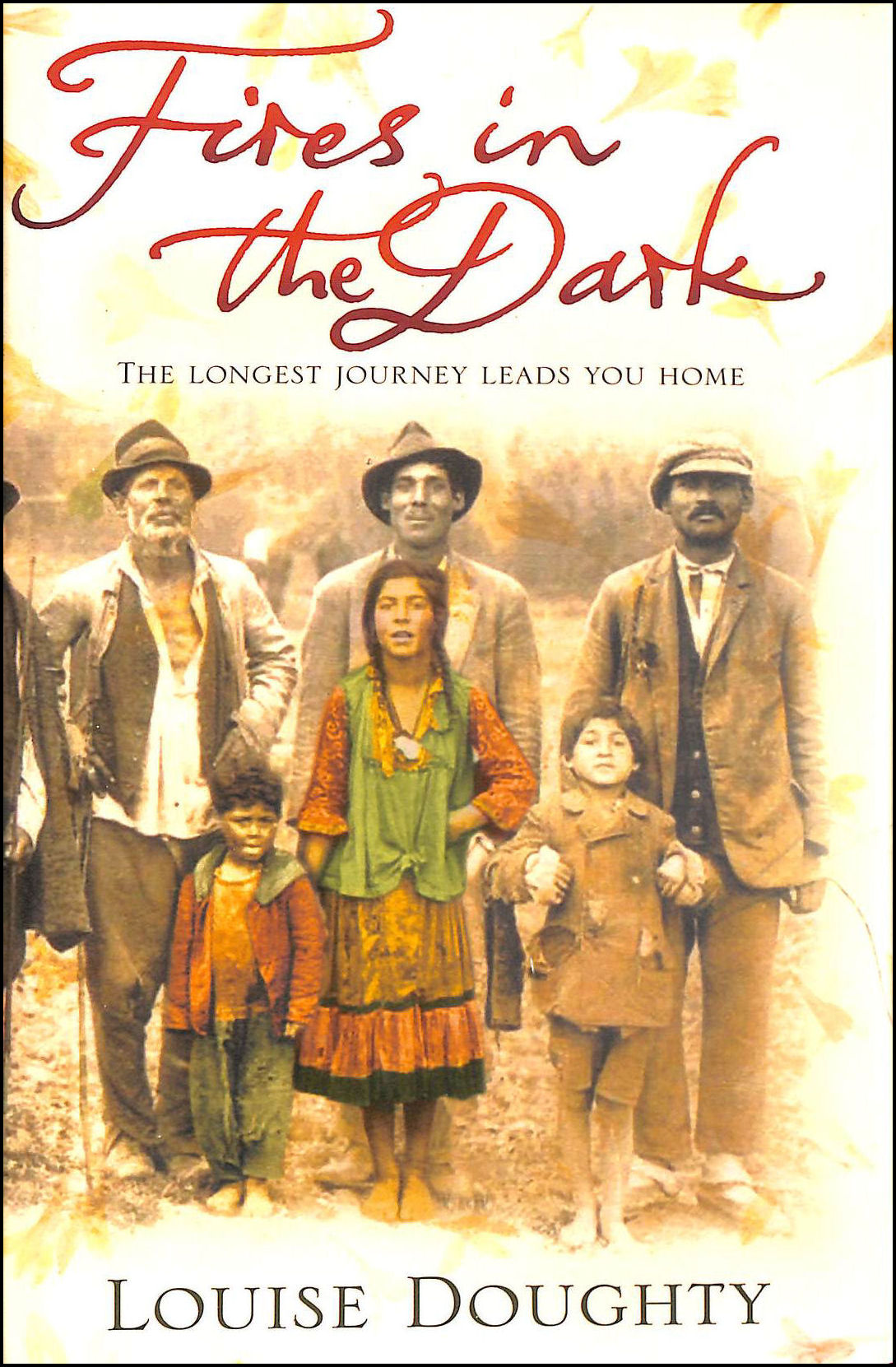 Fires in the Dark, Doughty, Louise