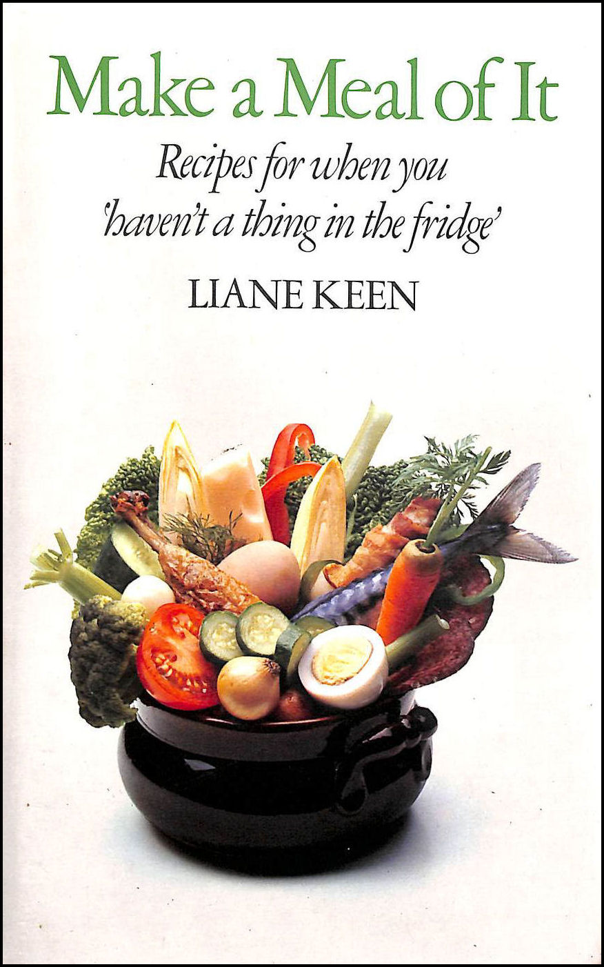 Make a Meal of it, Keen, Liane