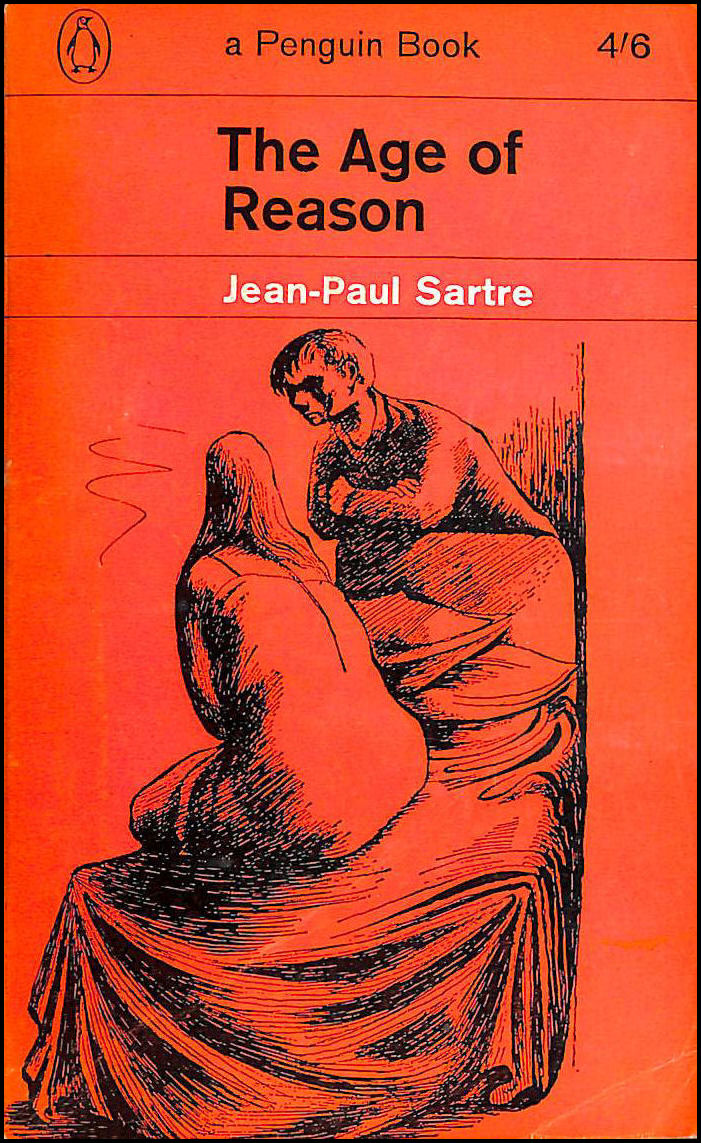 The Age of Reason, Jean-Paul Satre