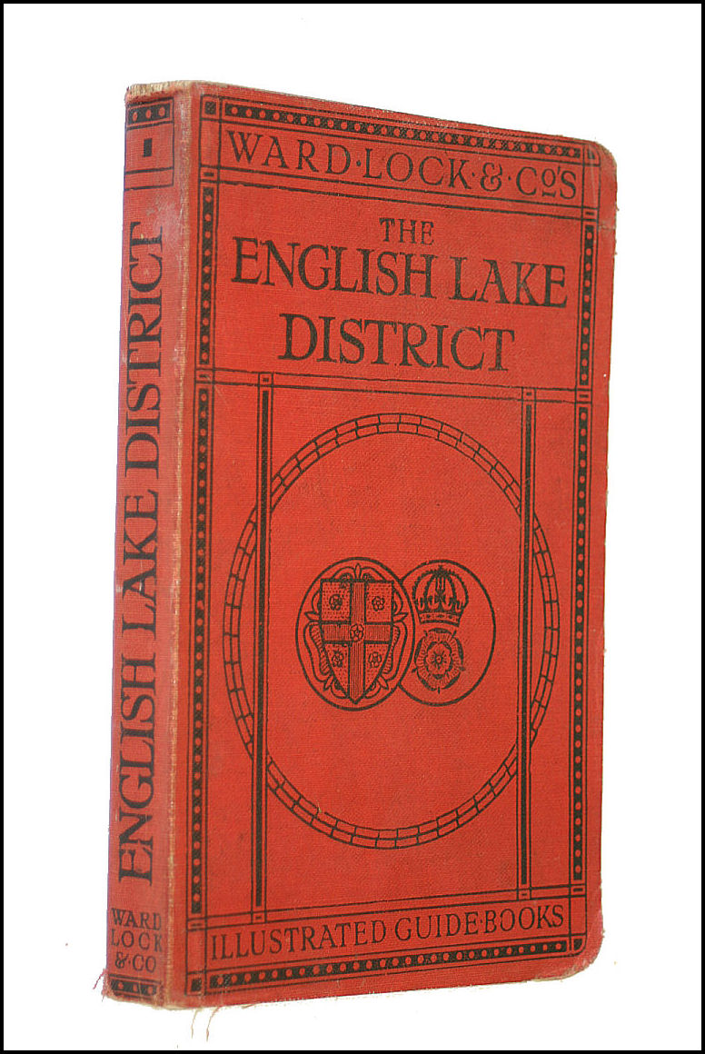 Illustrated Guide Books, Oxford and - District, Ward, Lock and Co's.