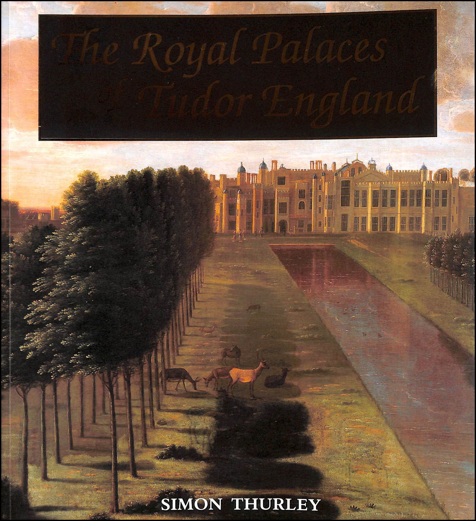 The Royal Palaces of Tudor England: Architecture and Court Life, 1460-1547 (The Paul Mellon Centre for Studies in British Art), Thurley, Simon