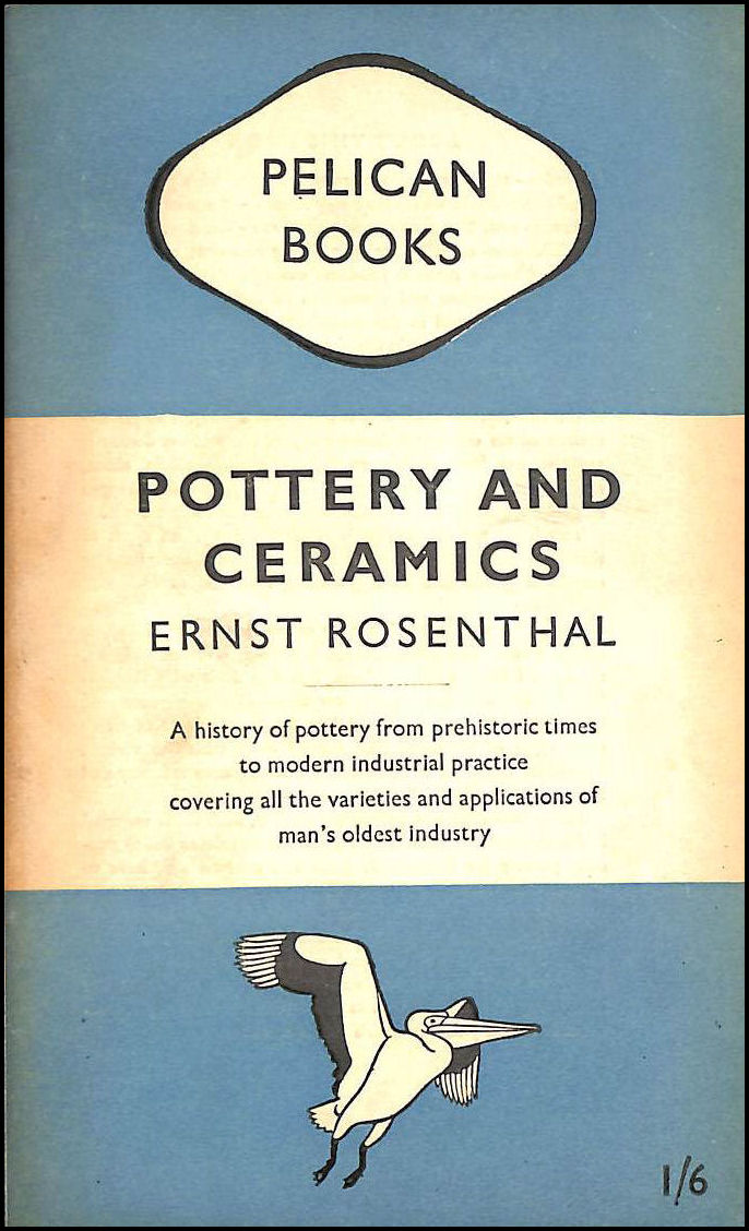 Pottery And Ceramics, Rosenthal, Ernst